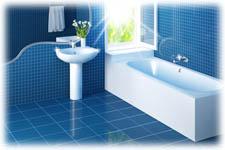 Härlig badrumsinspiration